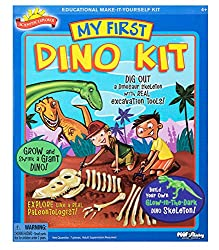 POOF-Slinky 0SA227 Scientific Explorer My First Dino Kit, 3-Activities