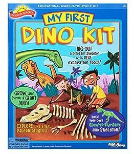 Les explorateurs scientifiques mon premier Kit de Dino-