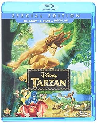 Tarzan [Blu-ray]