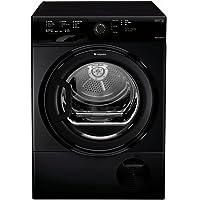Hotpoint Aquarius TCFS 83B GK 8kg Front Loading Electric Dryer (Black)