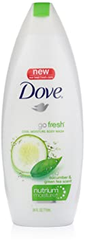 Amazon - 24-oz. Dove Go Fresh Cool Moisture Body Wash - $3.75