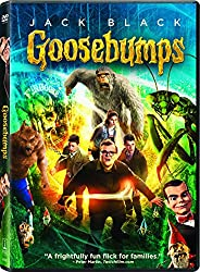 Goosebumps (DVD + UltraViolet)