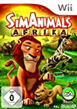 WII SimAnimals Afrika