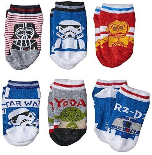 Star Wars Toddler Socks 2T-4T