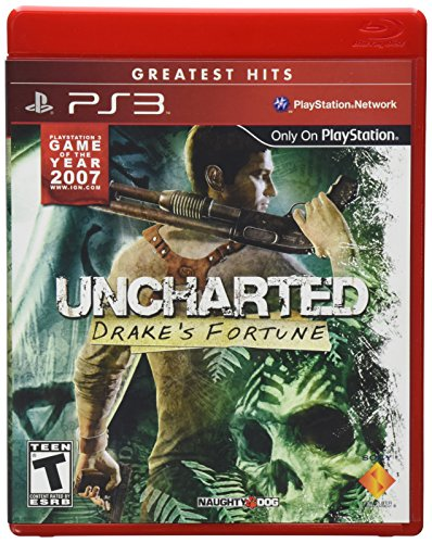 Uncharted: Drake's Fortune - Playstation 3 (Drake Uncharted 3 compare prices)