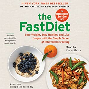The FastDiet Hörbuch