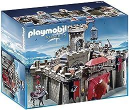 Playmobil - A1502758 - Jeu De Construction - Citadelle Des Chevaliers Aigle