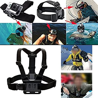 MCOCEAN GoPro Accessories Kit for GoPro Hero 4 Gopro Hero 3+ go pro Hero 3 go pro accessories bundle set