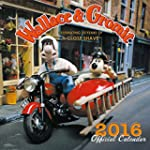 The Official Wallace & Gromit 2016 Sq...