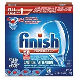RAC81158 - Finish Dishwash Tab