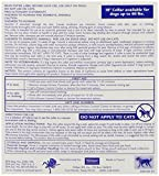 "Virbac Preventic Tick Collar, Large Dog, 25"", 2-Pack"