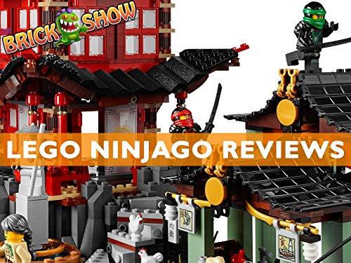 Review: Lego Ninjago Set Reviews on Amazon Prime Video UK