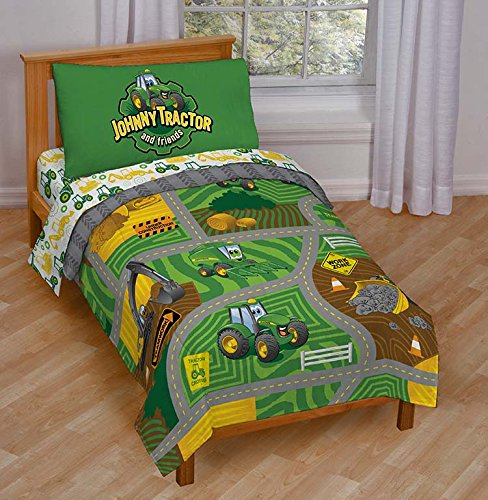 Farm Toddler Bed