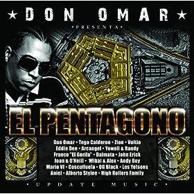 el pentagono don omar 61oezY8pw4L._SL500_AA280_