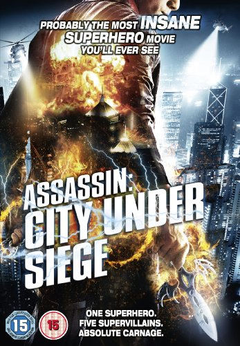Assassin: City Under Siege [DVD] [Import]