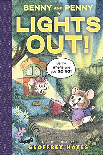 Benny and Penny: Lights Out HC (Benny & Penny)