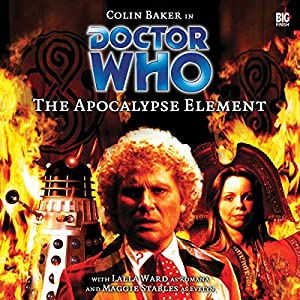 Doctor Who - The Apocalypse Element Audiobook