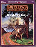 img - for Greyhawk Ruins (Advanced Dungeons & Dragons module WGR1) book / textbook / text book