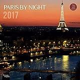 Nouvelles Images Calendrier 2017 Paris La nuit 16 mois 29 x 29 cm...