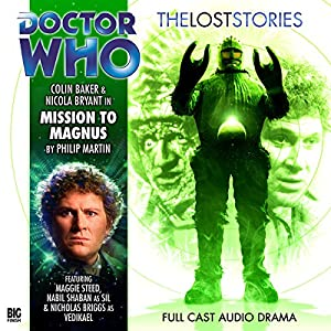 Doctor Who - The Lost Stories - Mission to Magnus Audiobook