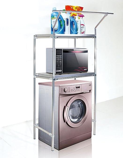 Rack di lavaggio in acciaio inox/Bagno rack di stoccaggio/Piano rinforzo arrangiamento/ ripiano in laminato-C