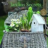 Calendrier Nouvelles Images 2015 « Jardins secrets » (18 x 18 cm)...