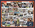 "NFL Denver Broncos 2016 Super Bowl Newspaper Collage Print Art -16x20"" Unframed Print"