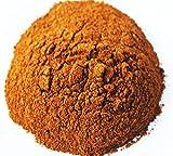 Indus Organic Authentic Indian Bhut Jolokia Chili (Ghost Pepper) Pepper Powder 8 Oz Jar