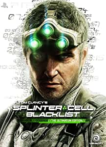 Tom Clancy's Splinter Cell Blacklist - Ultimatum Edition (exklusiv bei Amazon.de)