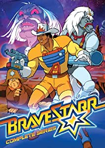 Bravestarr - The Complete Series - 65 Episode Collection