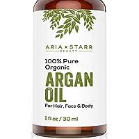 Aria Starr Beauty ORGANIC Argan Oil