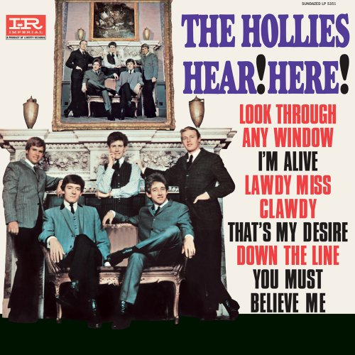 Vinilo : The Hollies - Hear! Here! (LP Vinyl)