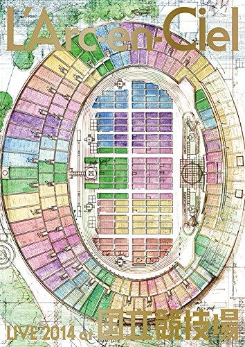 L'Arc~en~Ciel  LIVE 2014 at 国立競技場 【完全生産限定盤】 [Blu-ray]