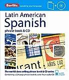 Berlitz Language: Latin American Spanish Phrase Book & CD (Berlitz Phrase Book & CD)