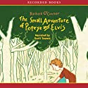The Small Adventure of Popeye and Elvis (       UNABRIDGED) by Barbara O'Connor Narrated by Scott Sowers