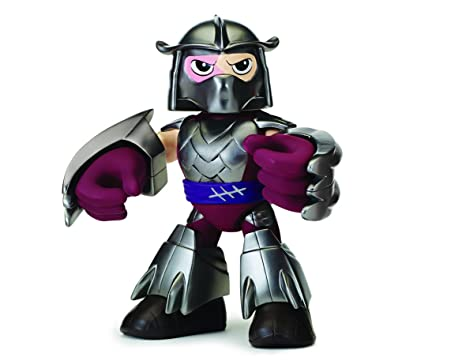 Tortues Ninja - Half-Shell Heroes - Shredder - Figurine Parlant Anglais 15 cm