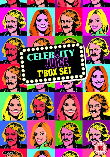 Celebrity Juice: Season 1-3 [DVD] [Import]