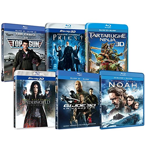 Action 3D Collection