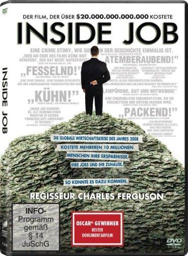 Inside Job  (OmU) [Alemania] [DVD]