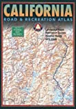 Search : California Road &amp; Recreation Atlas: Landscape Maps, Recreation Guides, Detailed Roads, GPS Grids &#40;Benchmark Maps&#41;