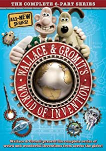 NEW World Of Invention (DVD)
