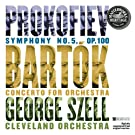 Prokofiev: Symphony No. 5 and Bart�k: Concerto for Orchestra