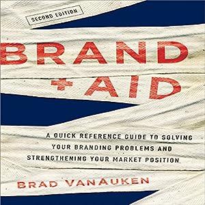Brand Aid Audiobook