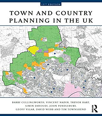 town country planning dissertation