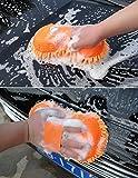#10: HOME CUBE® Multipurpose Microfibre Wash & Dry Cleaning Sponge, 1 Piece - Random Color
