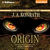 Origin: A Technothriller | [J. A. Konrath]