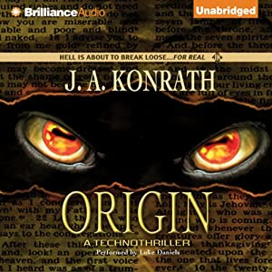Origin: A Technothriller | [J. A. Konrath]