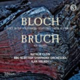 Natalie Clein Bloch/ Bruch: Schelomo/ Nidrei [Natalie Clein/ BBC Scottish Symphony Orchestra / Ilan Volkov] [Hyperion: CDA67910]