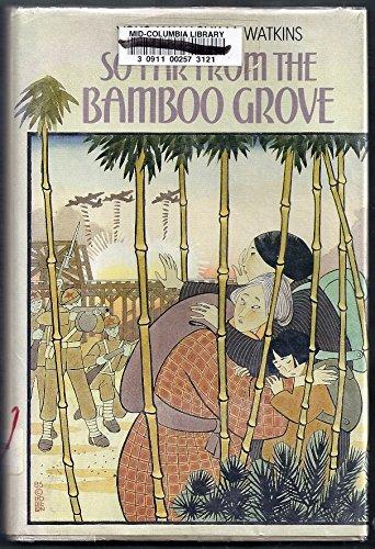 So Far from the Bamboo Grove, Watkins, Yoko Kawashima