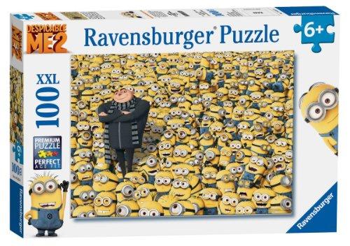 Ravensburger Minions Jigsaw Puzzle (XXL)
